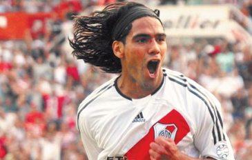 Radamel Falcao joins Atletico