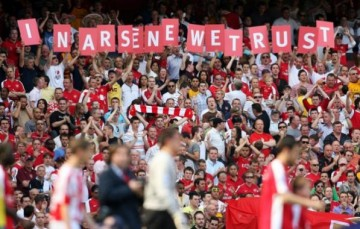 Arsenal: Arsène Wenger please play 4-4-2