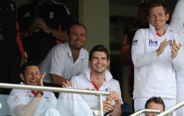 Cricket: England zeroed India