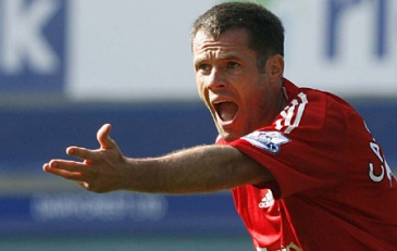 Jamie Carragher admits he will have to fight for his place