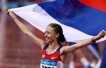 Olympic champion Olga Kaniskina - Steps to Stardom