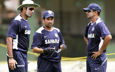 Sachin, Dravid and Laxman must go soon