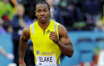 Munich Diamond League - Yohan Blake
