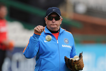 Duncan Fletcher - Indian Cricket Team Coach