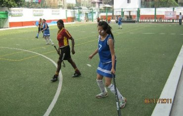 The third 5-a-side invitational tournament in Kolkata