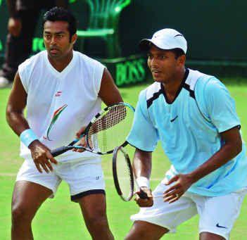 Bhupathi - Paes to split again?