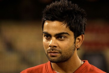 Kohli named vice-captain for Asia Cup