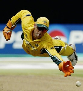 Gentleman of the Gentleman's Game - Adam Gilchrist