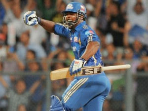 Dwayne Smith's heroics saw Mumbai Indians home against Chennai Super Kings