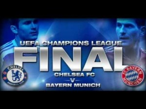 Bayern Munich Vs. Chelsea, 2012 UEFA Champions League Final