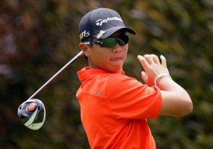 Andy Zhang - Golf's next big