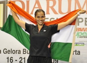 Saina Nehwal raises hope for Olympics after win at Indonesia Open