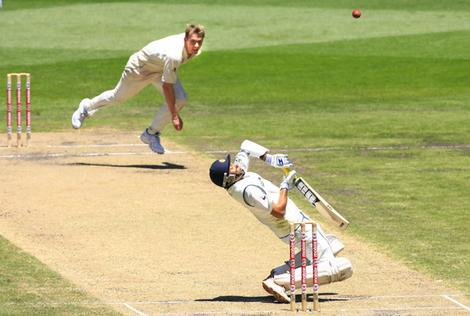 Image result for brett lee fast bowling action