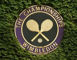 Roger Federer, Novak Djokovic, Andy Murray & Jo-Wilfried Tsonga in Wimbledon Semis