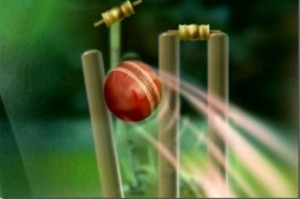 Cricket taps bowling technology - iPad
