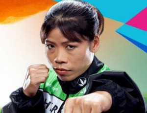 Mary Kom had a little loss; brings home bronze