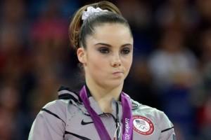 McKayla Maroney's Olympic pout