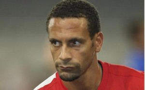 Rio Ferdinand fined for racist tweet