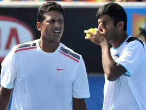 Bopanna-Bhupathi not included in Davis Cup team