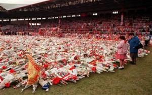 The 1989 Hillsborough disaster
