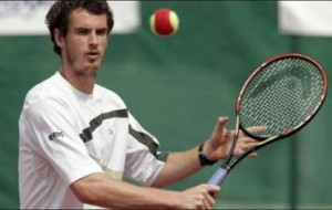 Andy Murray sweeps away victory