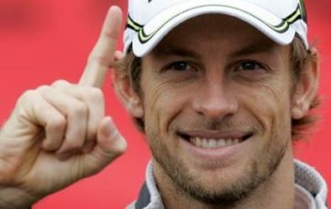 Belgian Grand Prix: Jenson Button escapes first-bend carnage to win 14th race of career with pole-to-flag victory