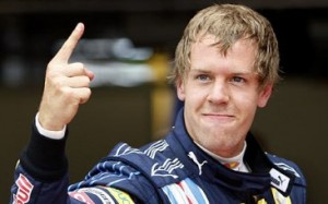 Japanese Grand Prix: Sebastian Vettel wins in Japan