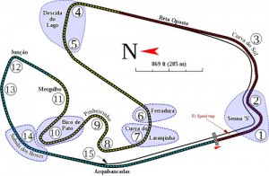 Brazilian GP - Jenson Button wins but Sebastian Vettel steals the show
