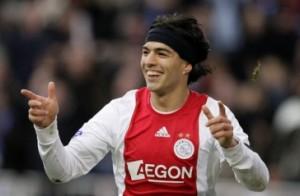 Luis Suarez equalised late on