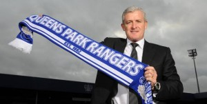 Mark Hughes sacked as QPR Manager