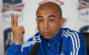 Chelsea part ways with Roberto De Matteo