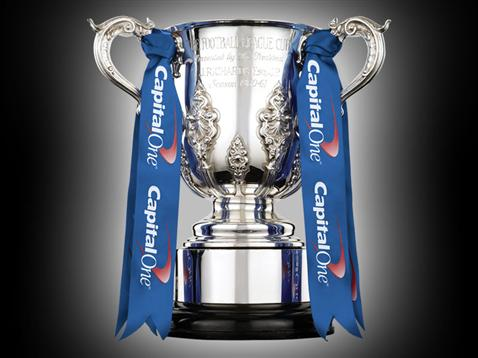 what is the capital one cup