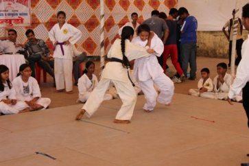 Karnala Sports Academy Panvel, organizes a week long, 14th Kala, Krida and Sanskruti Mahotsav concluding on 31 December