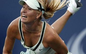 Injured Maria Sharapova out of Korea exhibition