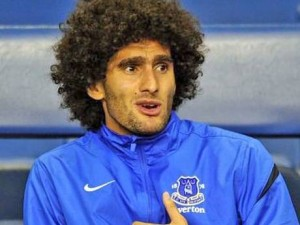 Marouane Fellaini all set to stay at Everton