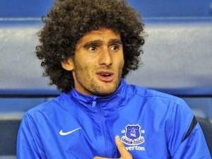 Marouane Fellaini all set to stay at Everton