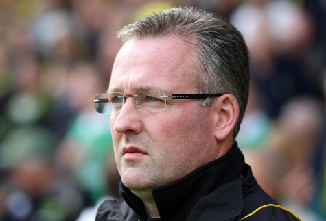 Paul Lambert given £10m to prevent Aston Villa from going into the Championship