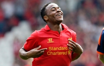 Raheem Sterling - A starlet in the making