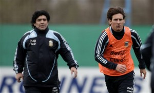 Diego Maradona and Lionel Messi - Is their comparison a good or bad thing?