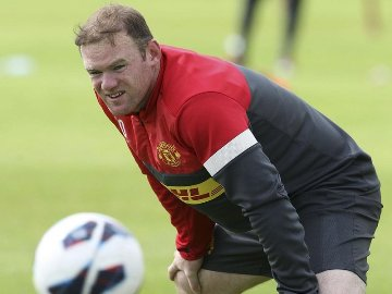 Injured Wayne Rooney out for weeks