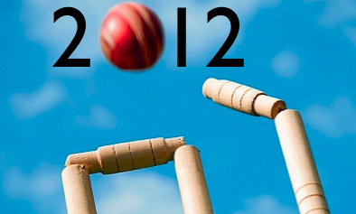 Cricket in 2012 - A year in review