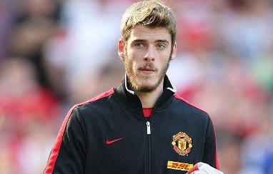 Real Madrid eyeing David de Gea as a long term replacement for Casillas