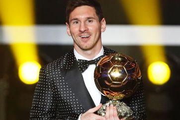 Lionel Messi wins record fourth FIFA Ballon d'Or