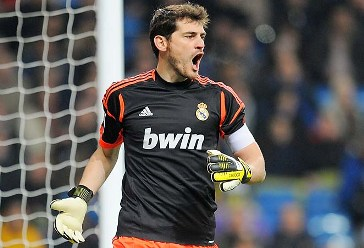Iker Casillas injured in Copa Clash, out for six weeks