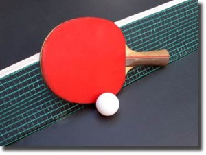 Chinese dominance in Table Tennis