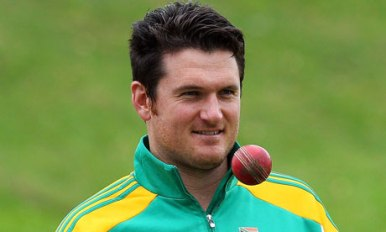Graeme Smith - Big, bulky and amongst the best
