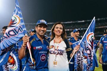 Sachin Tendulkar to be the Mumbai Indians ICON