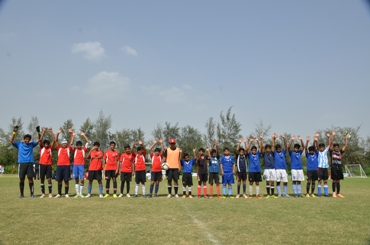 ISL: Delhi Dynamos goes to grassroots to nurture budding talent