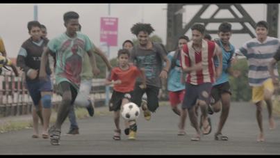 Hero ISL - C'mon India, Let's football