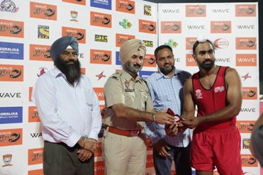 Khalsa Warriors defeated Lahore Lions by 64-55